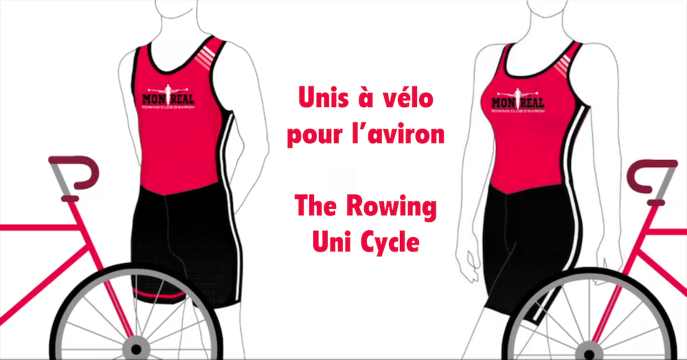 rowing uni cycle small